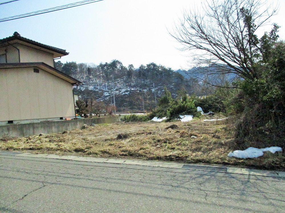 須坂市豊丘売土地