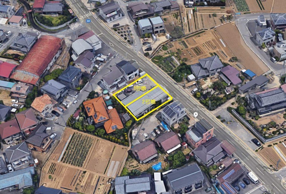 長野市風間土地