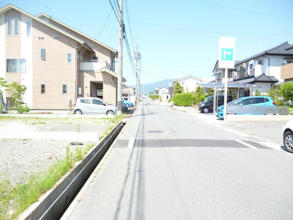 長野市若宮土地
