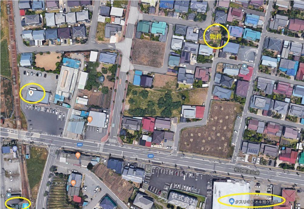須坂市大字小河原土地(建築条件付き)