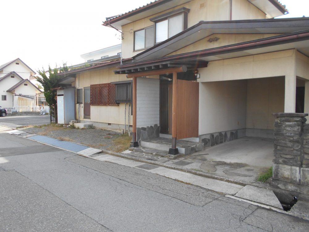 長野市丹波島 中古住宅