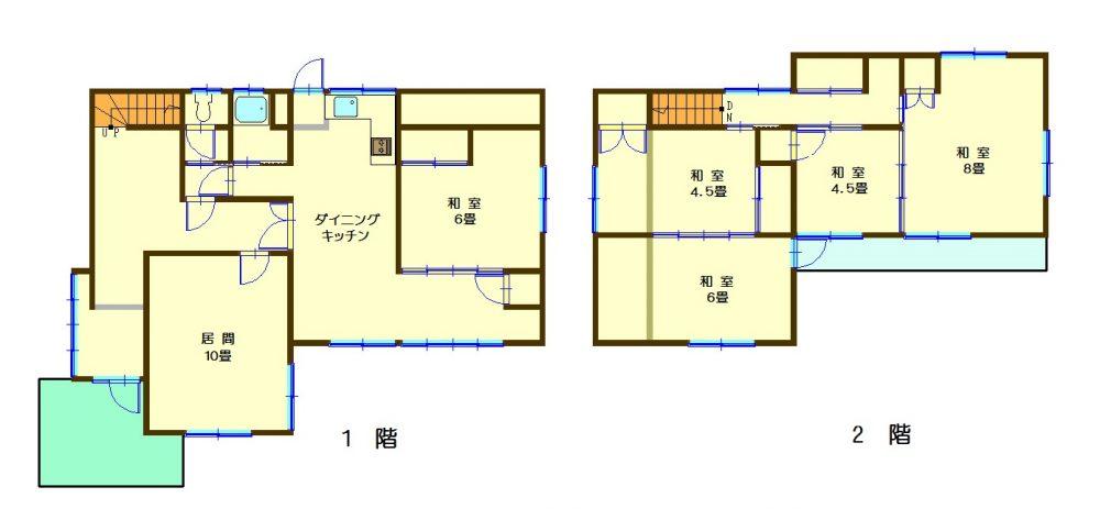 上松2丁目 中古住宅
