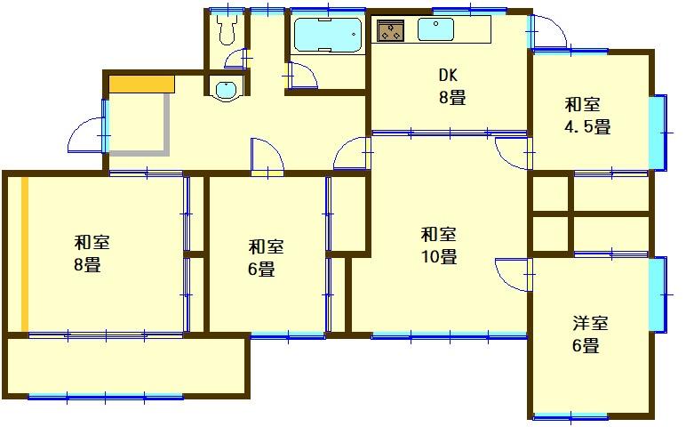 稲田2丁目平屋 中古住宅