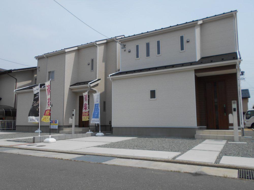 長野市合戦場新築戸建