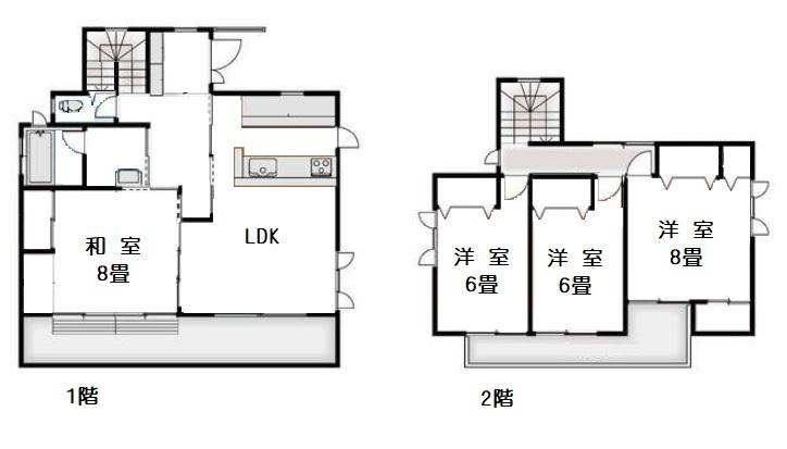 長野市若槻東条中古住宅