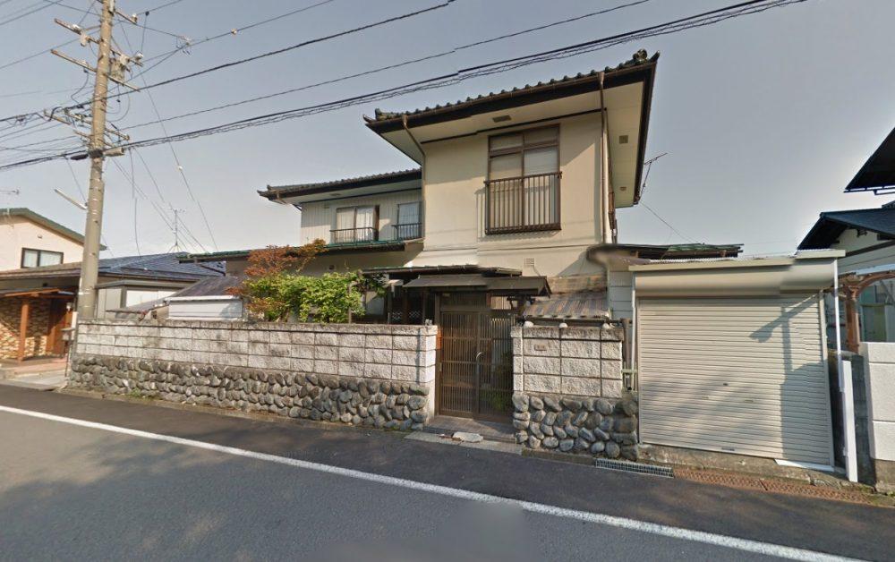長野市平柴台中古住宅