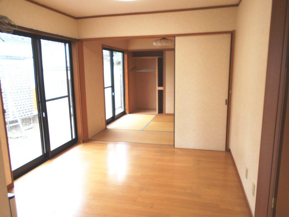 長野市上野2丁目中古住宅4LDK