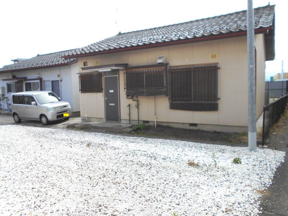 長野市平林2丁目3K中古住宅