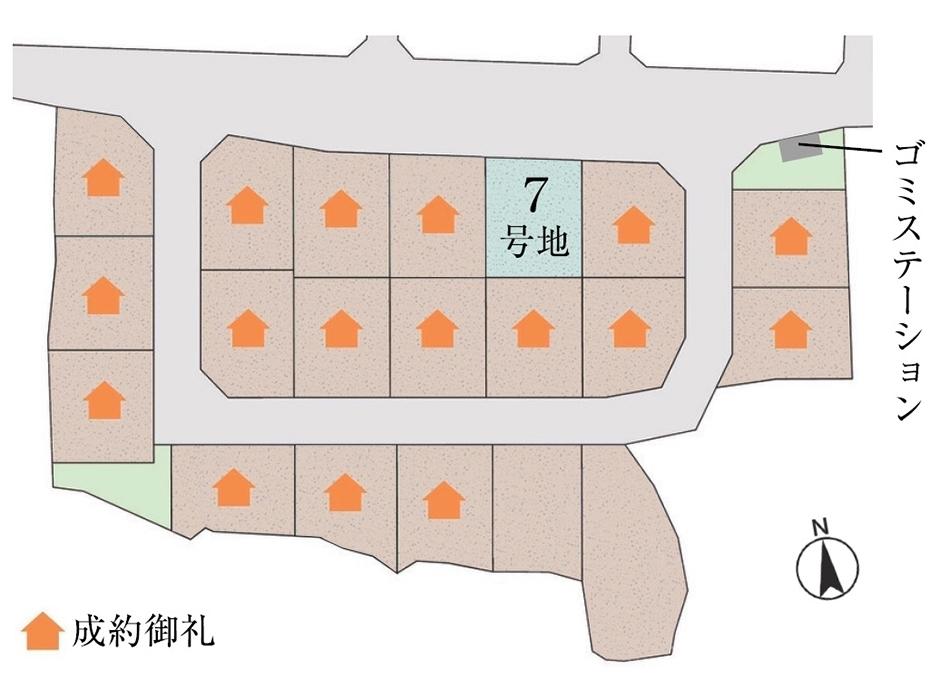 上田市古里新築2LDK